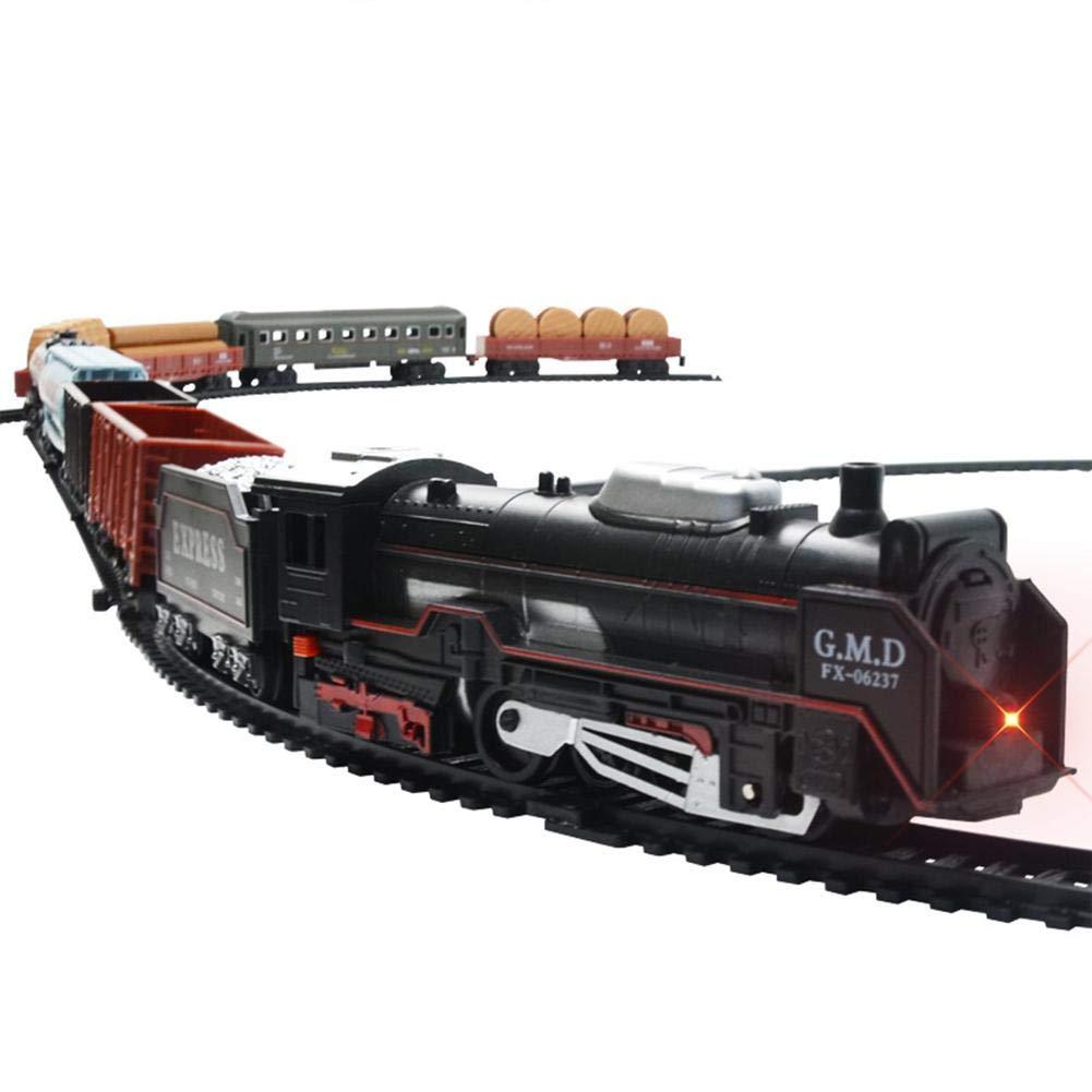 Tren de Electrico con Luces y Sonidos Realistas Modelo de ...