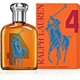 The Big Pony Collection # 4 by Ralph Lauren for Men Eau De Toilette Spray, 2.5 Ounce