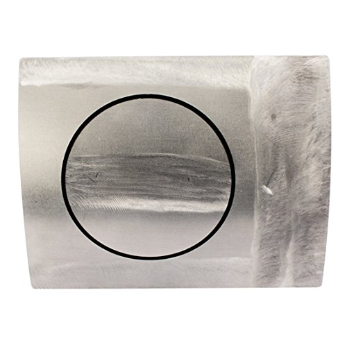 Hagan Street Rods 90RC Round Fuel Door with Curved Surface