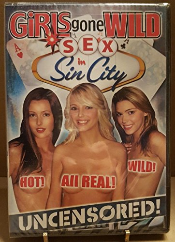 Girls Gone Wild Presents Sin City Sex Full Lenght Uncensored! Adults Only Rated DVD (Girl Gone Wild Dvd)