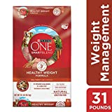 Purina ONE Weight Management, Natural Dry Dog Food...