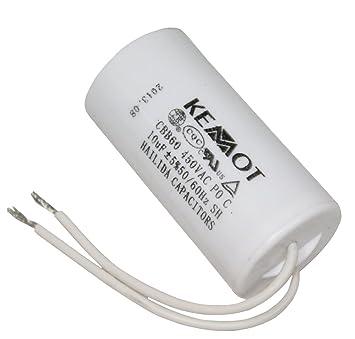 Aerzetix Kondensator 35/µF 450V