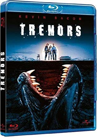 Tremors [Francia] [Blu-ray]: Amazon.es: Kevin Bacon, Fred ...