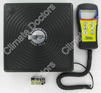 Amazon.com: Báscula electrónica Yellow Jacket ...