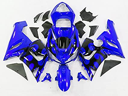 Amazon.com: Moto Onfire ABS Plastic Injection Mold - Blue ...