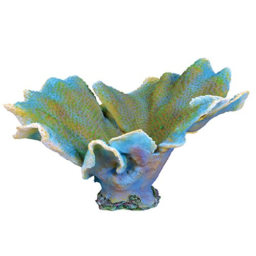 Underwater Treasures 74429 Giant Salad Bowl Coral by Underwater Treasures