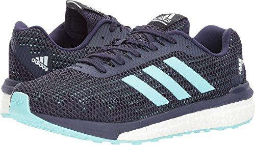 adidas Women's Vengeful w Running Shoe, Noble Ink/Energy Aqua/Energy Aqua, 6.5 Medium US