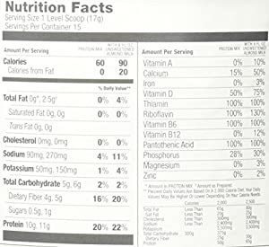 Designer Protein Lite Powder Chocolate Cookies And Cream 903 Ounce by Designer Protein