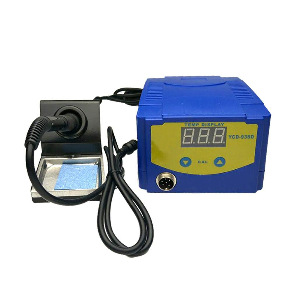 UNIhappy New 938D 75W Digital Display Soldering Iron Station Timer Dormancy Welding Tool by UNIhappy (Image #7)