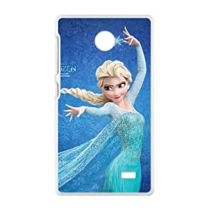Hope-Store Attractive Diney Frozen Elsa Design Best Seller High Quality Phone Case For Nokia X