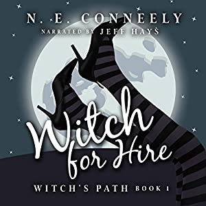 Witch for Hire Audiobook
