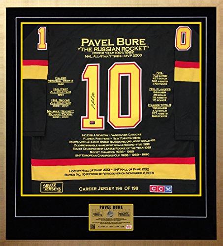 d233baaa1 Pavel Bure Vancouver Canucks Memorabilia at Amazon.com