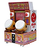 Waves Memorial Games collection series Taiko no Tatsujin First Arcade machine 1/12 scale Color plastic model GM018