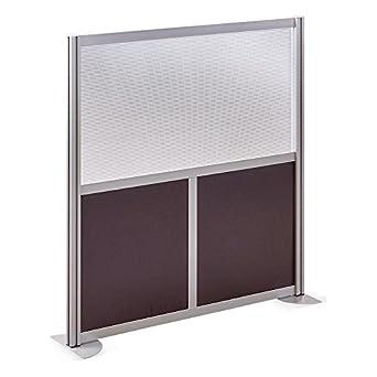 Amazoncom Room Divider 49 W x 53 H Opaque Plexi Insert