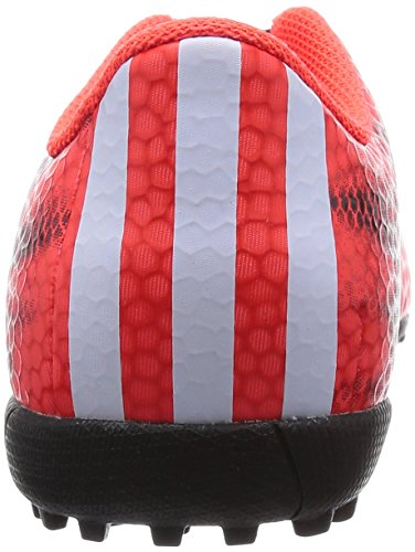 Adidas Mixte Rouge Enfant F5 Chaussures Comptition De Football Tf J rpwFqR0r