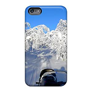 Great Cell-phone Hard Cover For Apple Iphone 6 Plus With Unique Design Vivid Discovering Finl By Snowmobile Image LisaSwinburnson