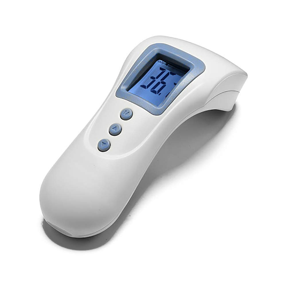 ZYFWBDZ Thermometer USB Rechargeable Digital Infrared Thermometer Object Forehead Body Temperature