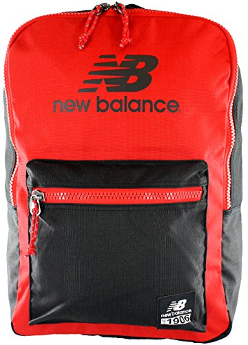 Balance Backpack - New Balance Rider Backpack, Black/White, One Size