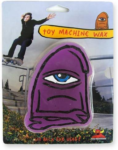 Toy Machine Skateboard Accesorios Cera