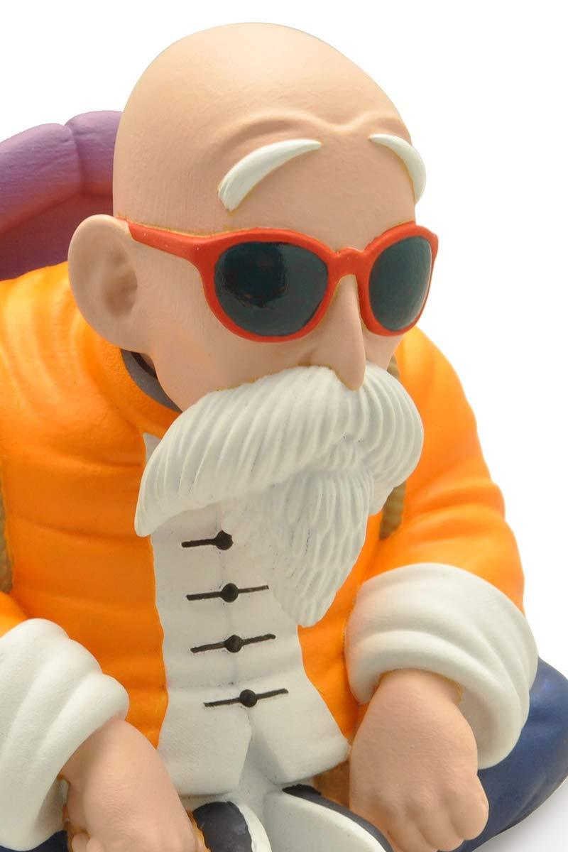 Plastoy Dragon Ball Master Roshi Mini Bank Salvadanaio