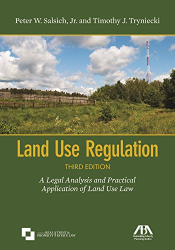Land Use Regulation: A Legal Analysis and Practical...