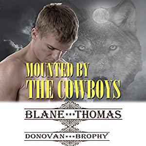 Mounted By the Cowboys Audiobook