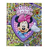 Disney Minnie Mouse - Look and Find Activity Book - PI Kids