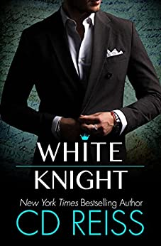 White Knight by [Reiss, CD]