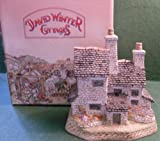 David Winter Stonecutters Cottage New in Box with Certificate of Authenticity