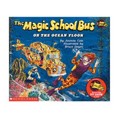 Magic School Bus On The by Scholastic (Image #1)
