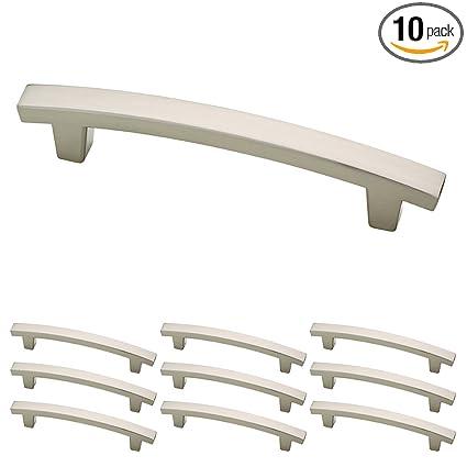 Franklin Brass P29615k Sn B 4 Inch Pierce Kitchen Or Furniture Cabinet Hardware Drawer Handle Pull 4 Satin Nickel