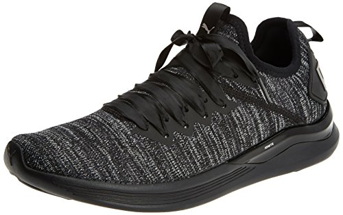 Cross Negro Evoknit Ignite EP Black periscope de Beige Puma Satin Wn's Mujer metallic para Flash Zapatillas Puma 8dp1PRP