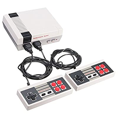 HDMI HD Video Game System NES Classic Mini TV Game Console With Built in 600 Games by Generic - BSO