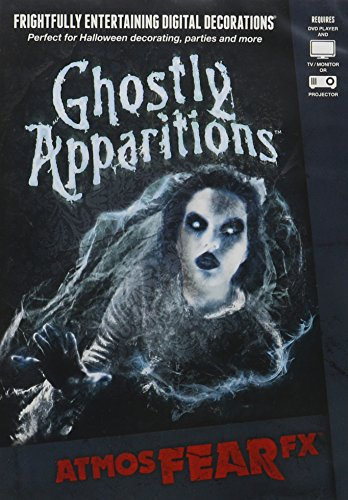 AtmosFX Ghostly Apparitions Digital Decorations - Fx Halloween