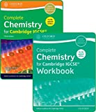 img - for Complete Chemistry for Cambridge IGCSE Student Book and Workbook Pack (CIE IGCSE Complete Series) book / textbook / text book