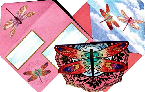 Punch! Software Set of 10 Embellished Die-Cut Note Cards ...