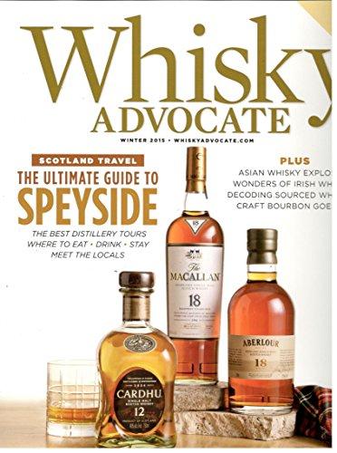 Whiskey Advocate Magazine (Winter 2015)