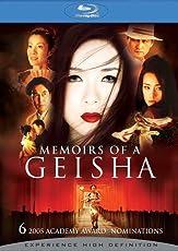 Memoirs of a Geisha [Blu-ray] [Importado]