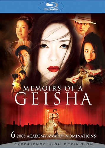 Blu-ray : Memoirs of a Geisha (, Dubbed, Dolby, AC-3, Widescreen)