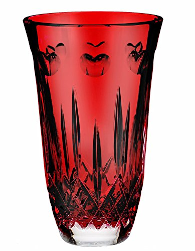 Amazon Waterford I Love Lismore Crystal Vase Ruby Red 8