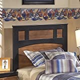 Product review for Twin Panel Headboard in Dark Brown