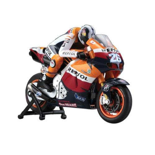 (Kyosho Dani Pedrosa Repsol Honda RC212V 2011 Moto GP)