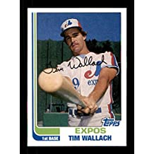 2005 Topps Rookie Cup Reprints #45 Tim Wallach 1982 MONTREAL EXPOS