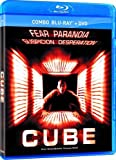 The Cube (DVD + Blu-ray Combo)