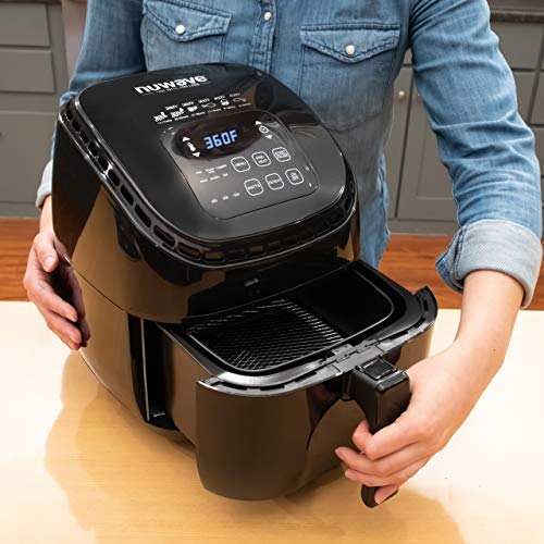 Nuwave Brio Digital Air Fryer (3 Qt)