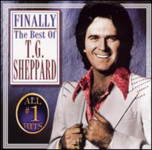Finally the Best of T.G. Sheppard by Masters Intercontine