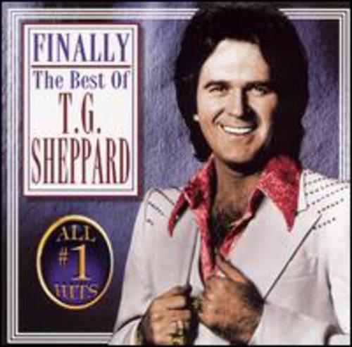 Finally the Best of T.G. Sheppard
