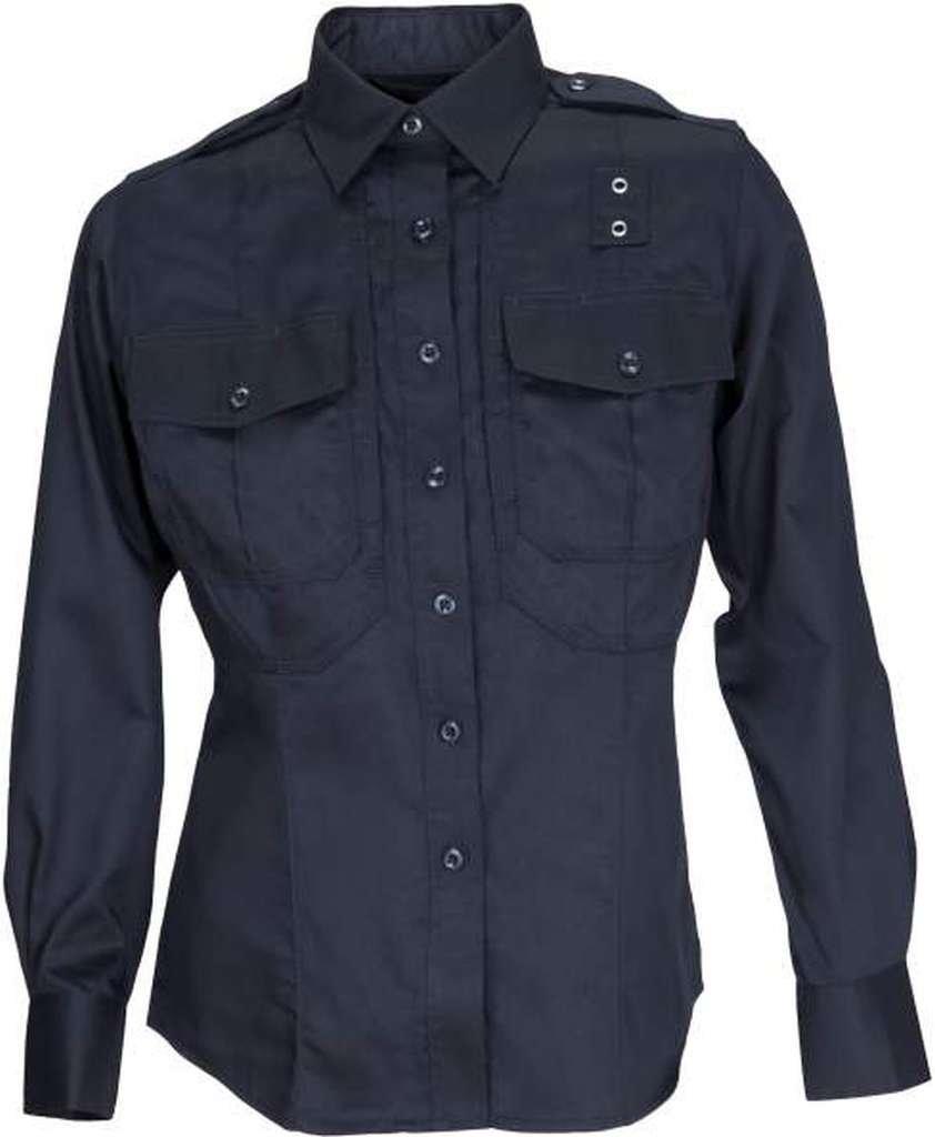 5.11 Tactical Women's Taclite PDU Class B Long Sleeve Polo Shirt Poly-Cotton Ripstop Style 62366