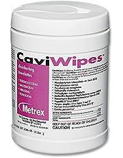"""CaviWipes - 6"""" x 6 3/4"""" Large (160)"""