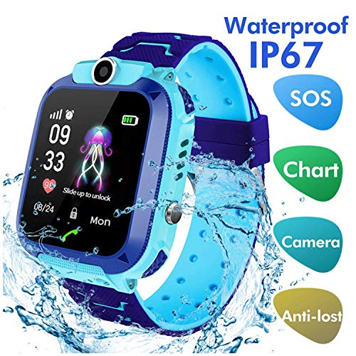 LDB Direct Kids Smartwatch Waterproof LBS/GPS Tracker with Phone SOS